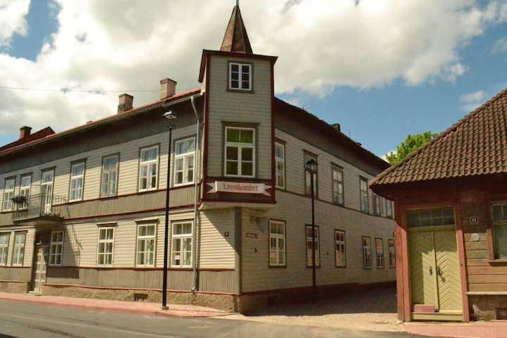 Viljandi old town - Viljandi
