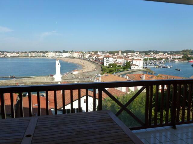 Appartement 60m² magnifique vue mer - Ciboure - Wohnung