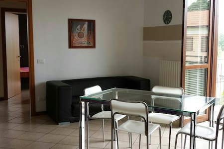 2 BEDROOM FLAT 2 KM FROM PESCHIERA - Cavalcaselle - Appartement