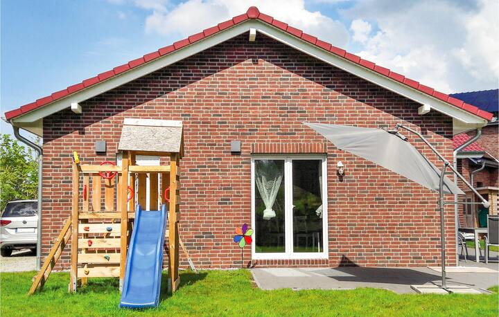 Holiday cottage with 3 bedrooms on 96m² in Boiensdorf