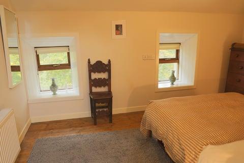 Wild garden house; Elder Double room,(3 rooms)