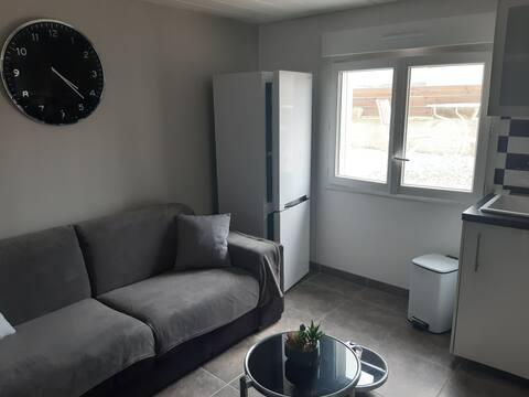 appartement avec terrasse possibilité piscine