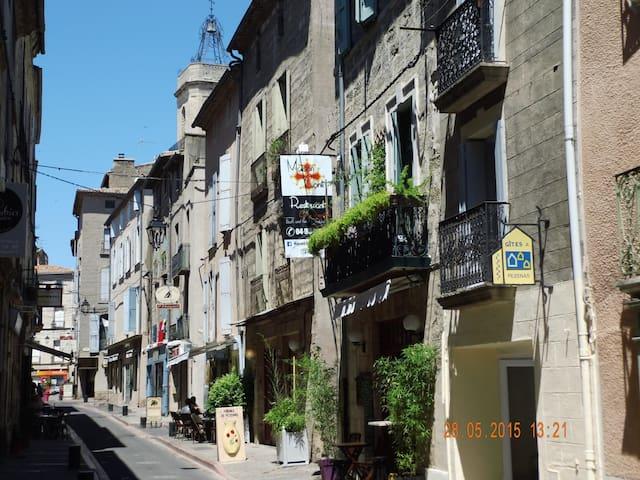 Prince Conti - Pézenas - Casa
