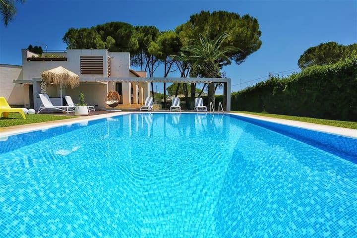 Villa Tiresia