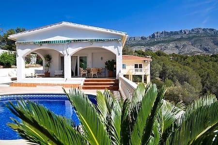 Altea Villa seaview, Pets Allowed - Altea la Vella