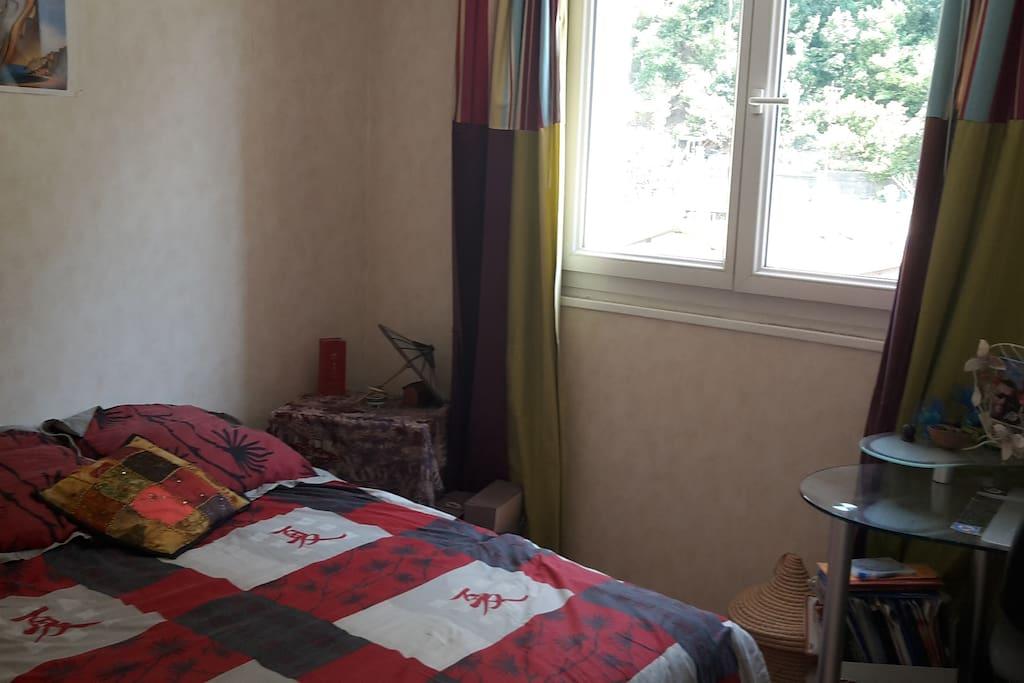 2ème chambre avec clic-clac