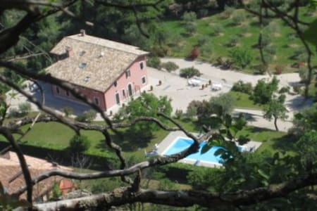 """Cà Capre"" apartment with pool 4 - Garda - Appartement"