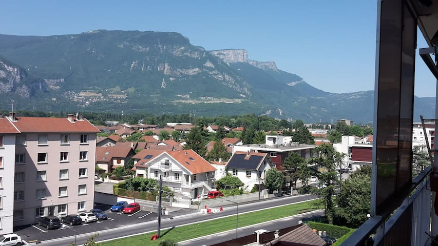 5 min de grenoble - Saint-Martin-le-Vinoux - Apartment