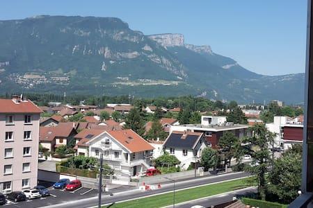 5 min de grenoble - Saint-Martin-le-Vinoux - Huoneisto
