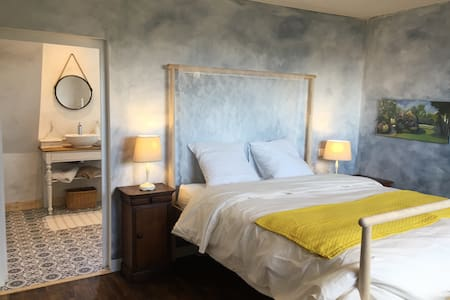 "B&B ""L'Ermitage"" chambre double - Bed & Breakfast"