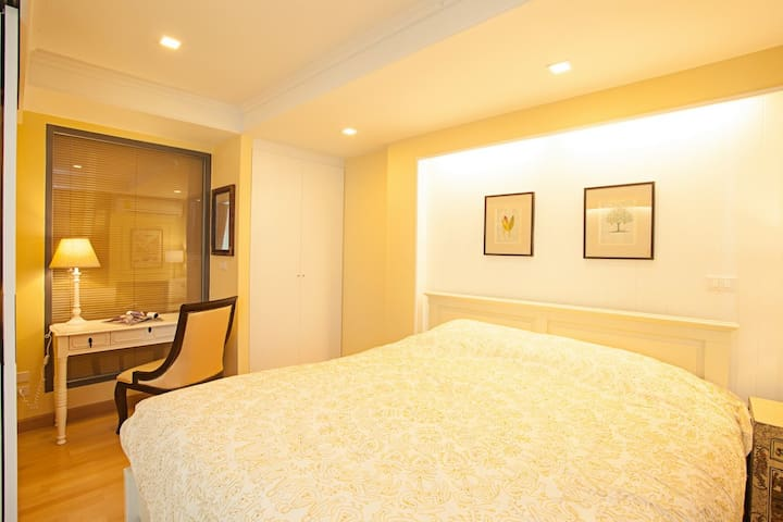 1 Bedroom Apartment with SofaBed@Rocco HuaHin 4D - Tambon Hua Hin - Flat