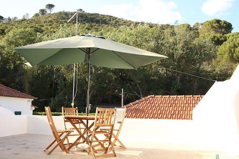 Casa do Limoeiro w/ bbq - Arrábida National Park