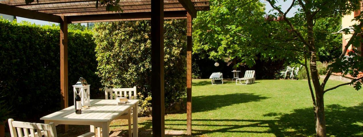 Nel cuore della Toscana - San Miniato - Apartament