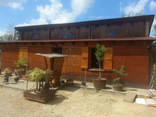 Chalet aménagé n°1 (La Vigne Folle) - Saint-Nexans - Xalet