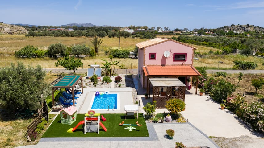 Stergios villa with private pool