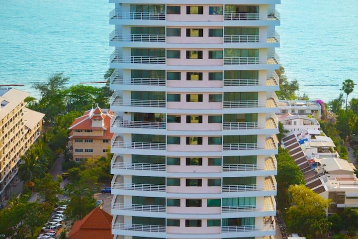 ViewTalay 5 Jomtien bld C(sea view)