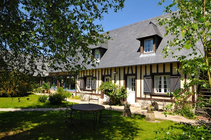 Chambres d'Hôtes 3 LeBoisDesPierres - Conteville - Bed & Breakfast