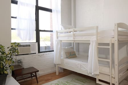 The Ladies Loft, The Lower Bunk - Brooklyn