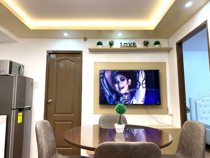 GenDale's 2 Bedrooms Condo Unit at One Oasis CDO