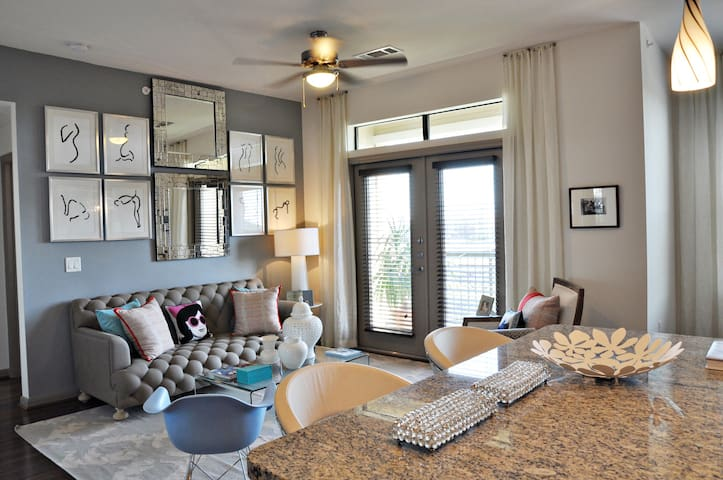 Flexible living on your terms | 1BR in Houston