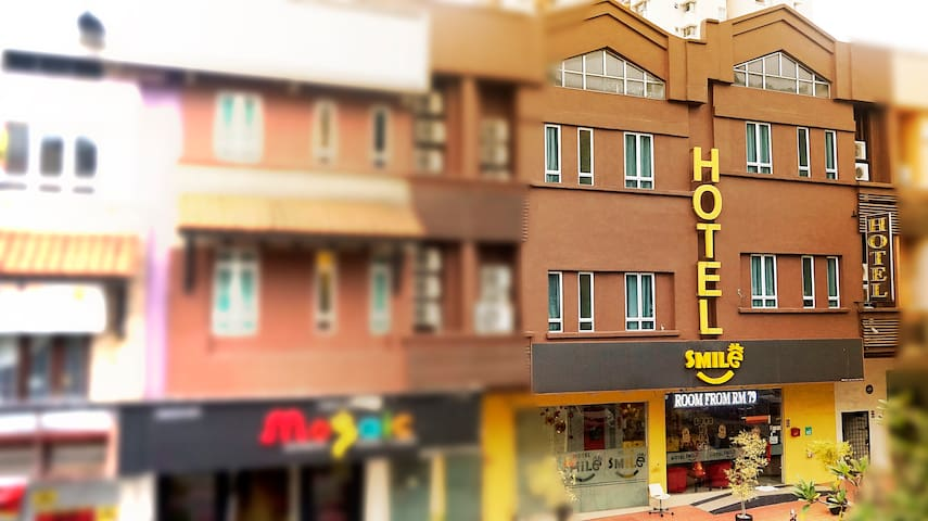 Smile Hotel Wangsa Maju@KL Family Hotel Stay