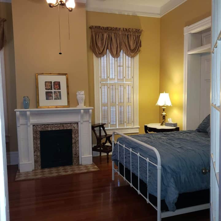 Spacious Historic Main Floor InTown Apartment