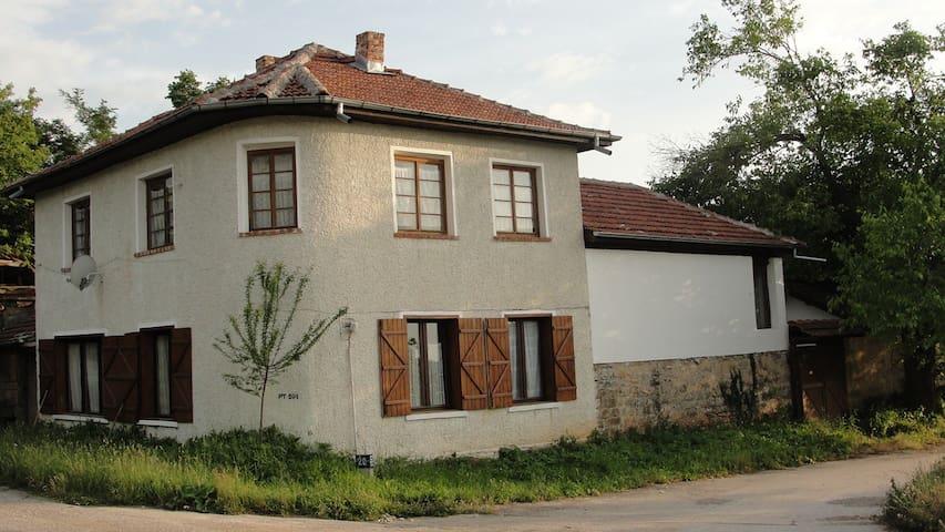 Habitaciones casa rural en Bulgaria