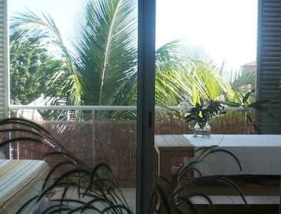 Reunion Island: B&B, greenery - sea - Saint-Denis - Bed & Breakfast