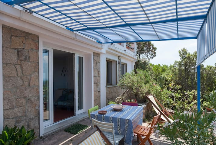 Retreat into the wild - Santa Teresa di Gallura - Apartamento
