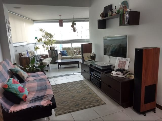 Apartamento do Cardoso em Jardim Camburi