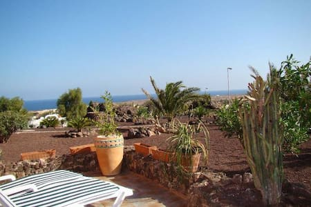 Charming cottage splendid sea view - Parque Holandés