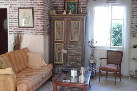Maison de charme avec jardin - La Queue-en-Brie - 独立屋