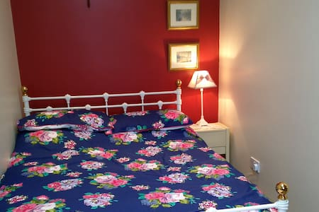 double bedroom upstairs - Devon - Inap sarapan
