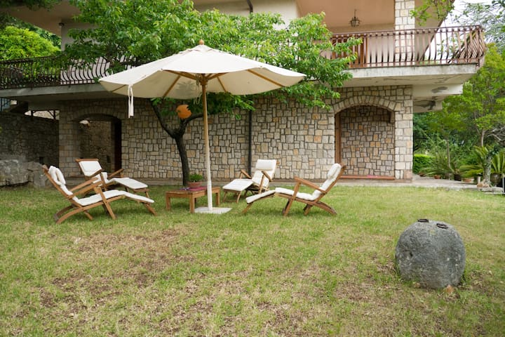 Bed & Breakfast Cuore Tondo Lenola - Lenola - House
