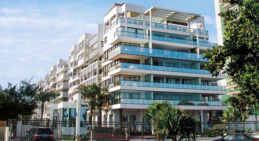 BARRA OCEAN PENTHOUSE - Rio - Apartment