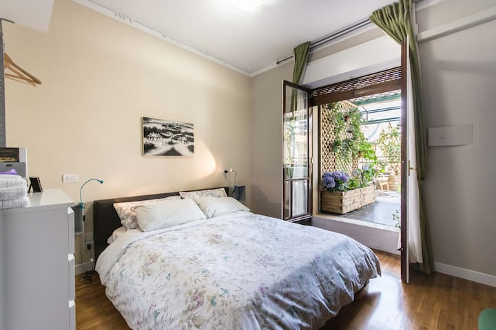 Double room 600 meters from Duomo!