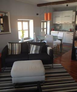 Pratico, panoramico in centro - Cherasco - 公寓