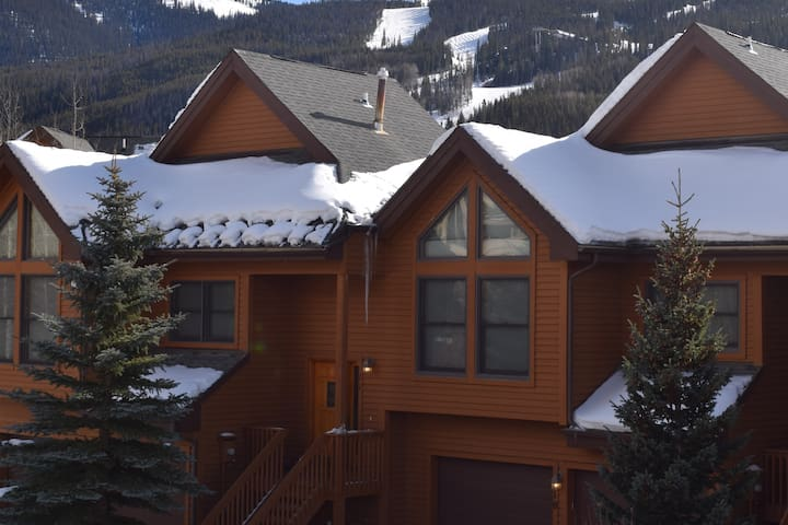 Snake River Townhouse Keystone, CO - Keystone - Condominium