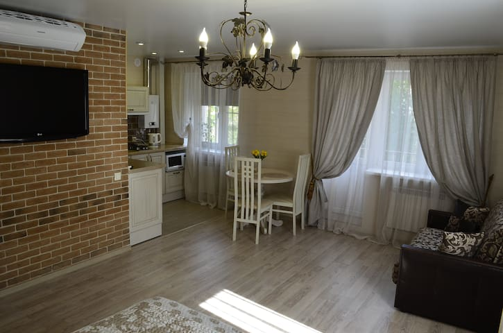 Новая Квартира-студия VIP класса