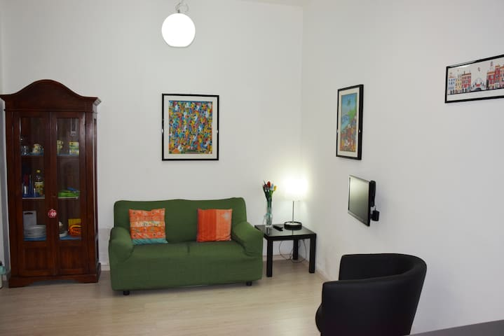 Betty's apartment near Thermal Spas - Acqui Terme - Apartament