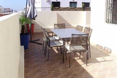 Appartement de type P3 +terrasse - ราบัต