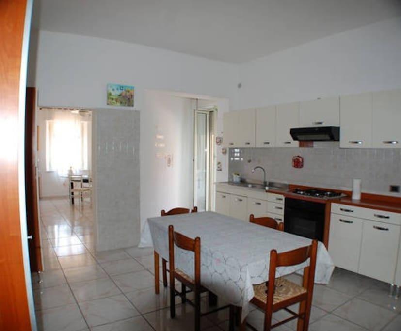 Cucina ingresso
