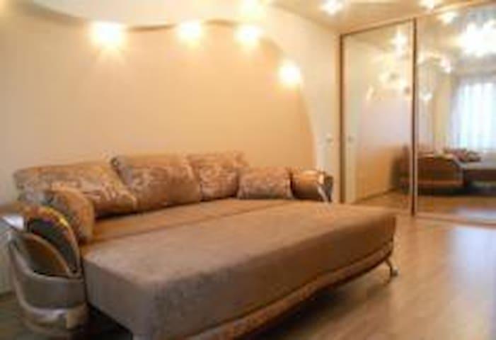 Однокомнатная квартира - Ussuriysk - Apartament