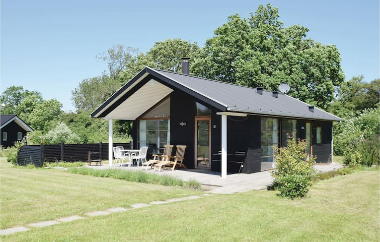 Holiday cottage with 2 bedrooms on 59m² in Tranekær