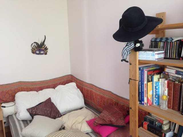 Chambre privée dans un grand duplex - Maisons-Alfort - Apartamento
