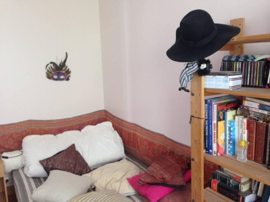 Chambre priv e dans un grand duplex appartements louer for Appartement a louer a maison alfort