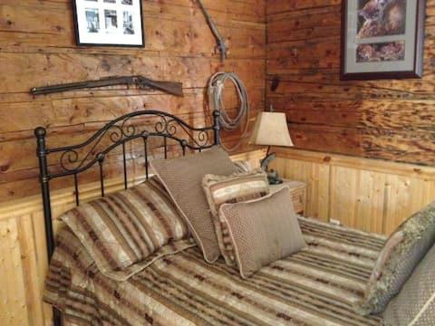Platte River Cottages~Medicine Bow