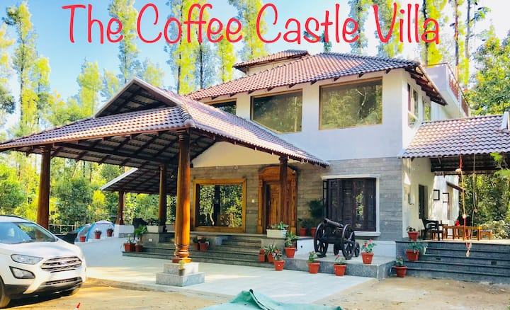 The Coffee Castle Villa
