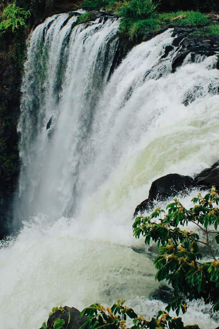 Salto de Eyipantla en San Andres Tuxtla