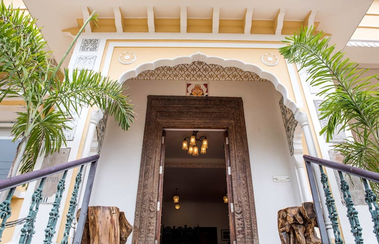 "Heritage Boutique Stay@""pinkcity"" - Jaipur, Rajasthan, IN - Bed & Breakfast"
